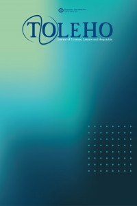 Journal of Tourism Leisure and Hospitality