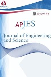 Academic Platform Journal of Engineering and Science