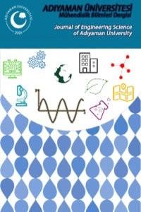 Adıyaman Üniversitesi Mühendislik Bilimleri Dergisi