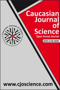 Caucasian Journal of Science