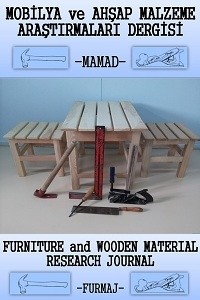 Furniture and Wooden Material Research Journal
