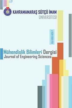 Kahramanmaraş Sütçü İmam Üniversitesi Mühendislik Bilimleri Dergisi