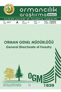 Ormancılık Araştırma Dergisi