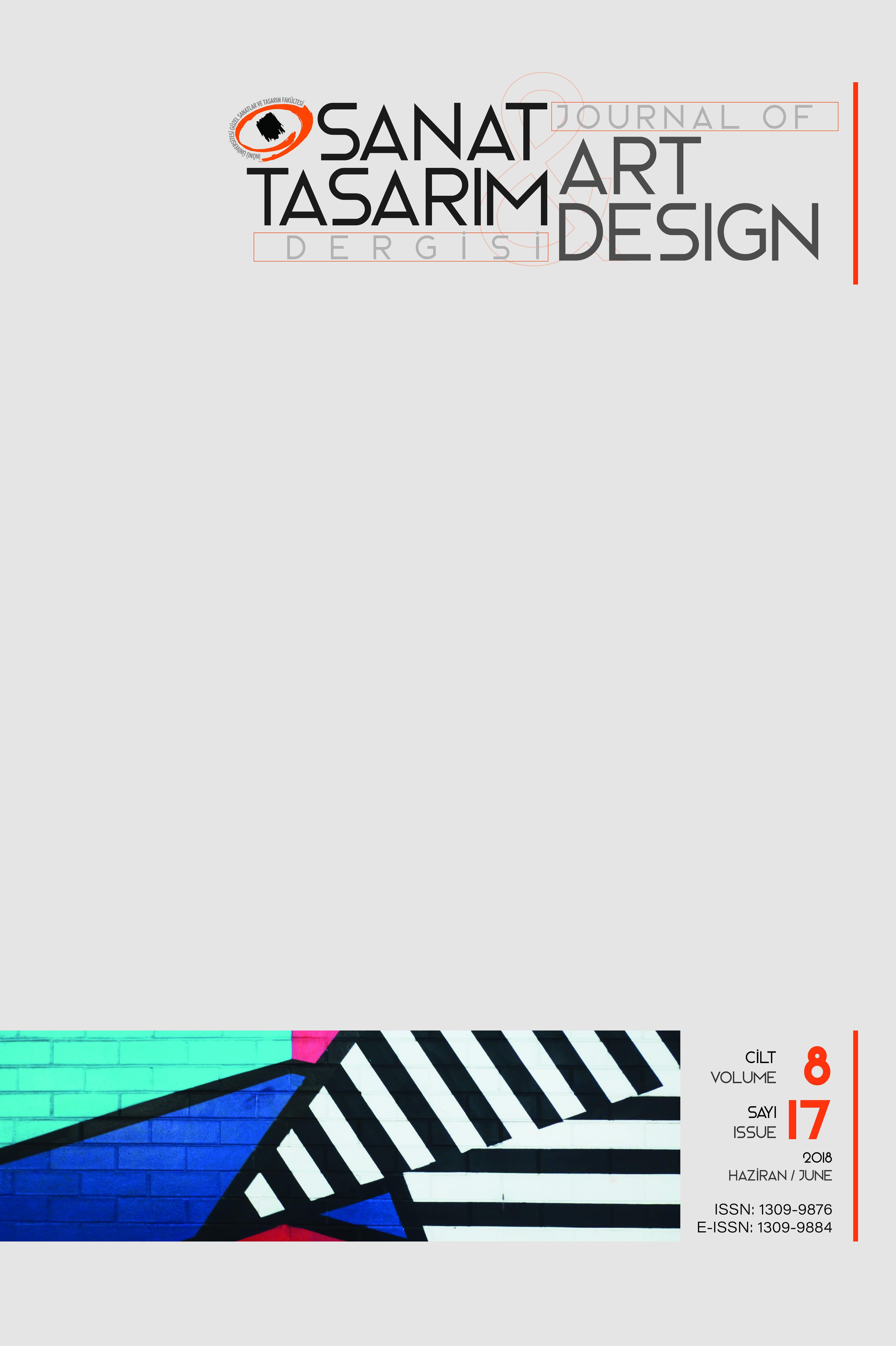 İnönü Üniversitesi Sanat ve Tasarım Dergisi