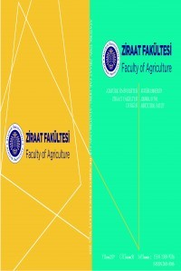 Journal of the Faculty of Agriculture