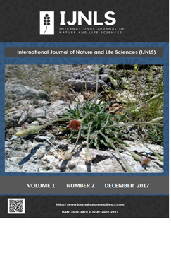 International Journal of Nature and Life Science