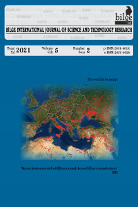 Bilge International Journal of Science and Technology Research